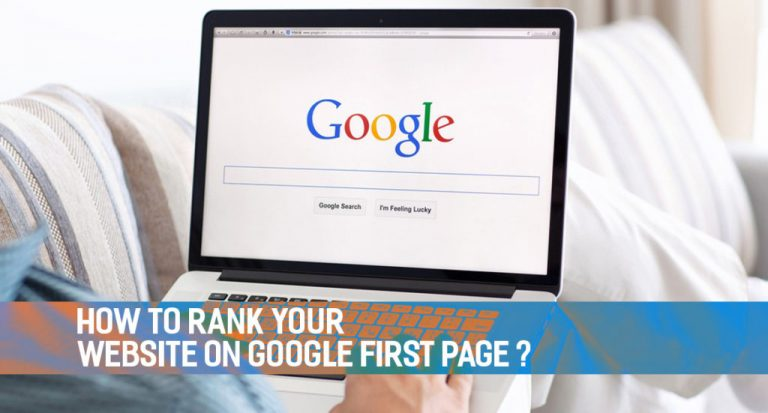 I want to Rank my Post on First Page of Google